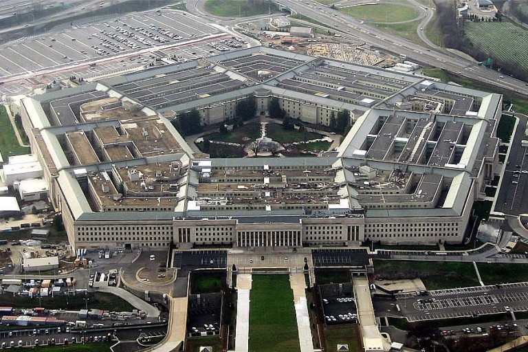 Government, military and private buildings around the globe, including the U.S. Pentagon